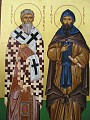 Events on the occasion of the anniversary of Saints Cyril and Methodius in the Senate