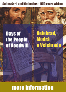 Velehrad – DAYS OF THE PEOPLE OF GOODWILL